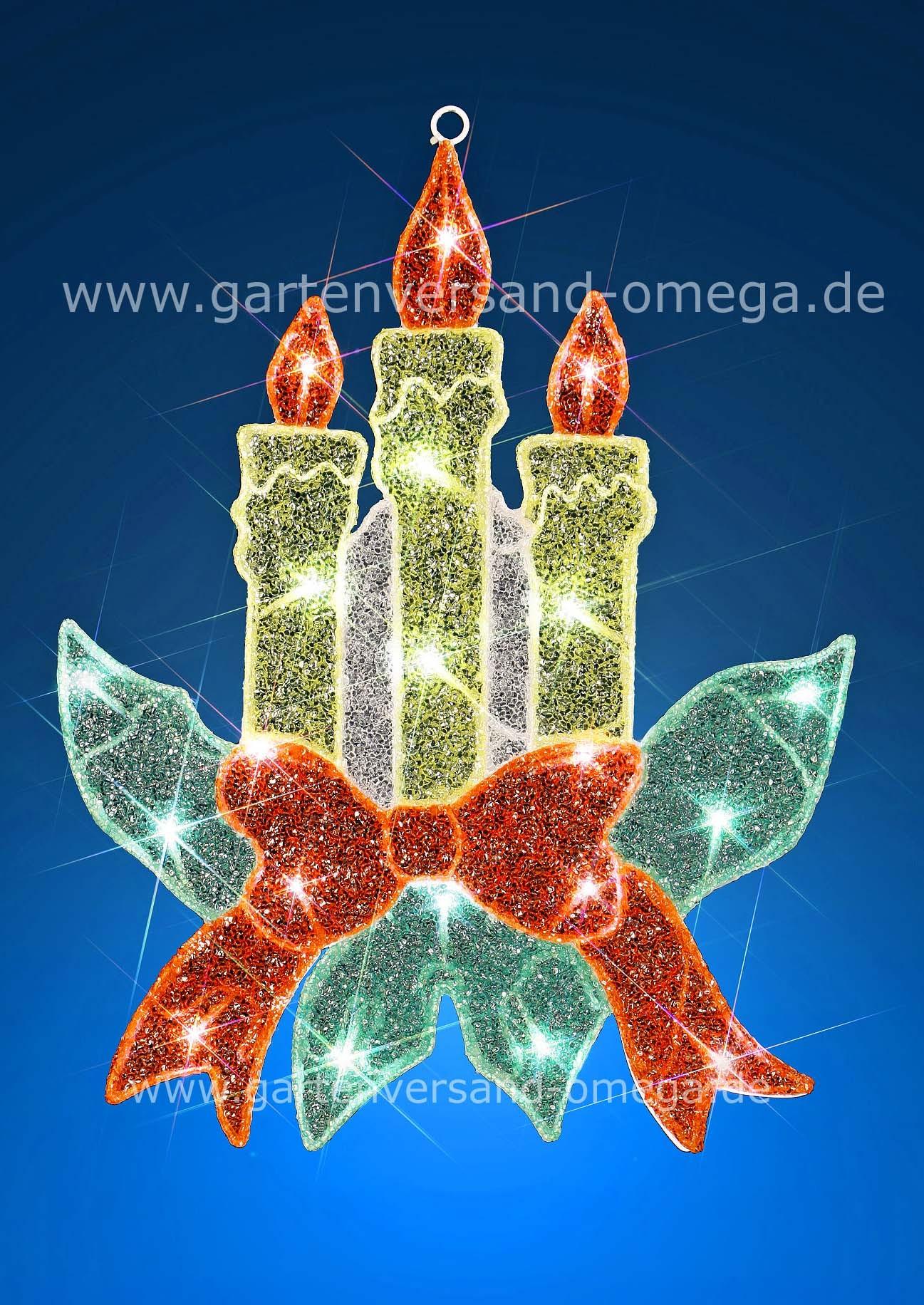 Led weihnachtsbeleuchtung kerzen moderne for Weihnachtsbeleuchtung fenster