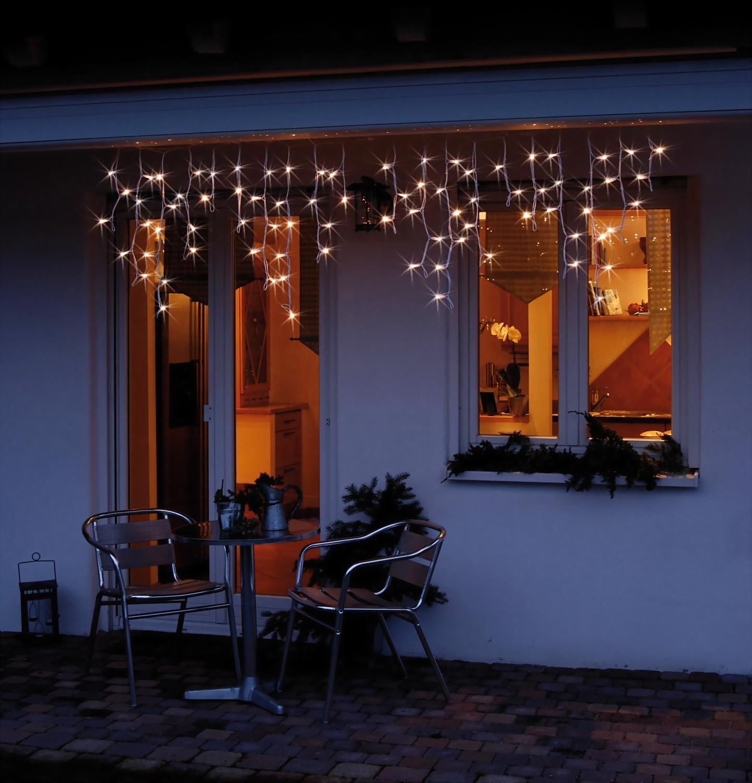 led eislichtvorhang led system profi erweiterbare beleuchtung profiweihnachtsbeleuchtung. Black Bedroom Furniture Sets. Home Design Ideas