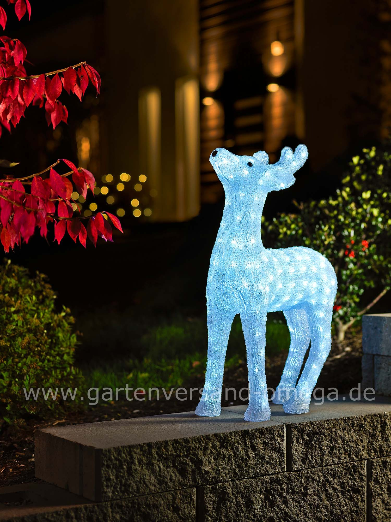led weihnachtsbeleuchtung rentier gro gro e weihnachtsbeleuchtung weihnachtsfigur gro led. Black Bedroom Furniture Sets. Home Design Ideas