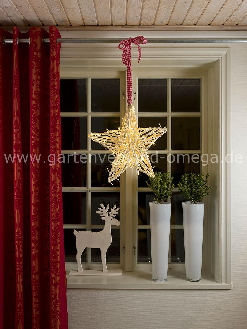 led stern fenster mq 3d led schneeflocke beleuchteter stern licht fenster 3er set beleuchtete. Black Bedroom Furniture Sets. Home Design Ideas