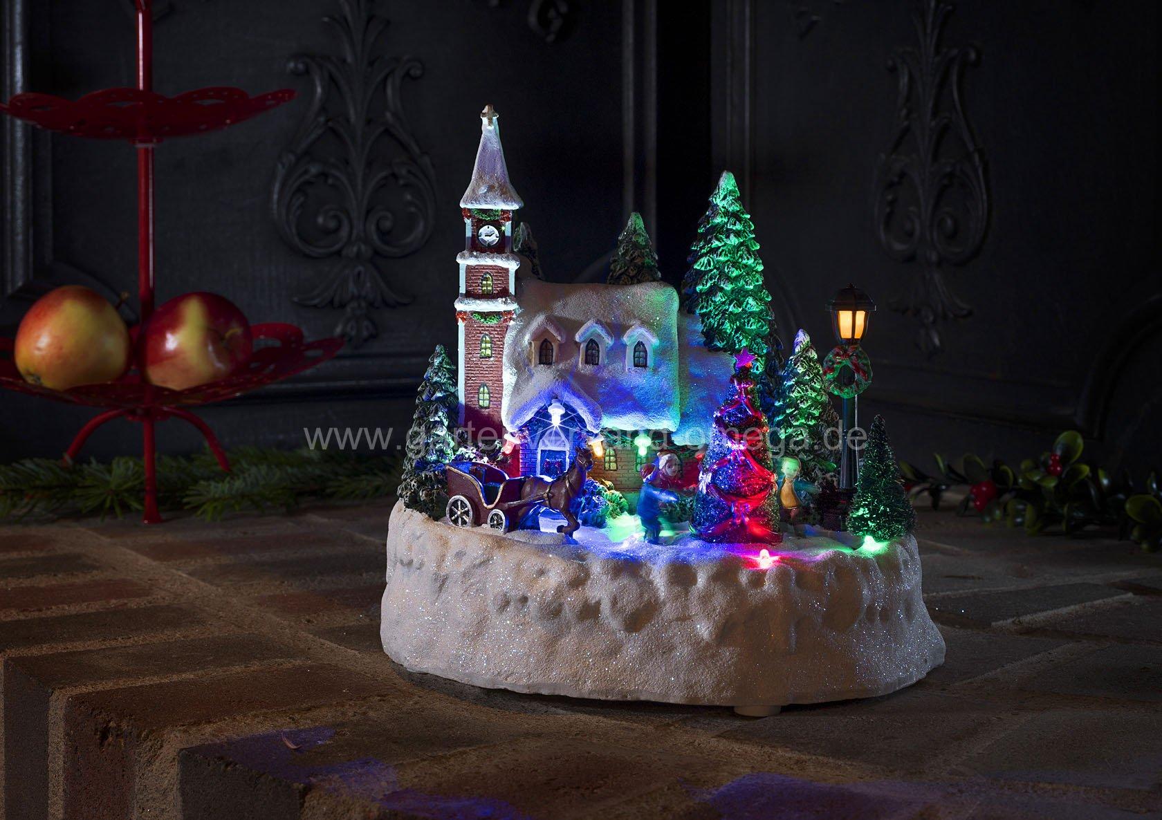 Weihnachtsdeko innen beleuchtet - Weihnachtsdeko innen ...