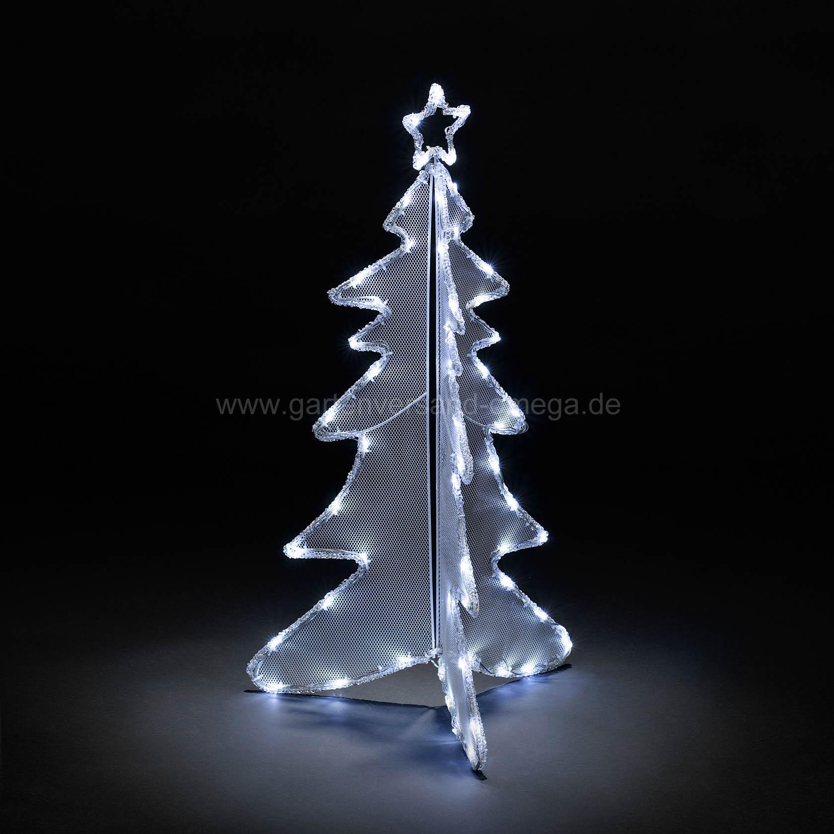 3d led acryl tannenbaum 90cm leuchtbaum beleuchteter baum acrylfiguren dekoration. Black Bedroom Furniture Sets. Home Design Ideas