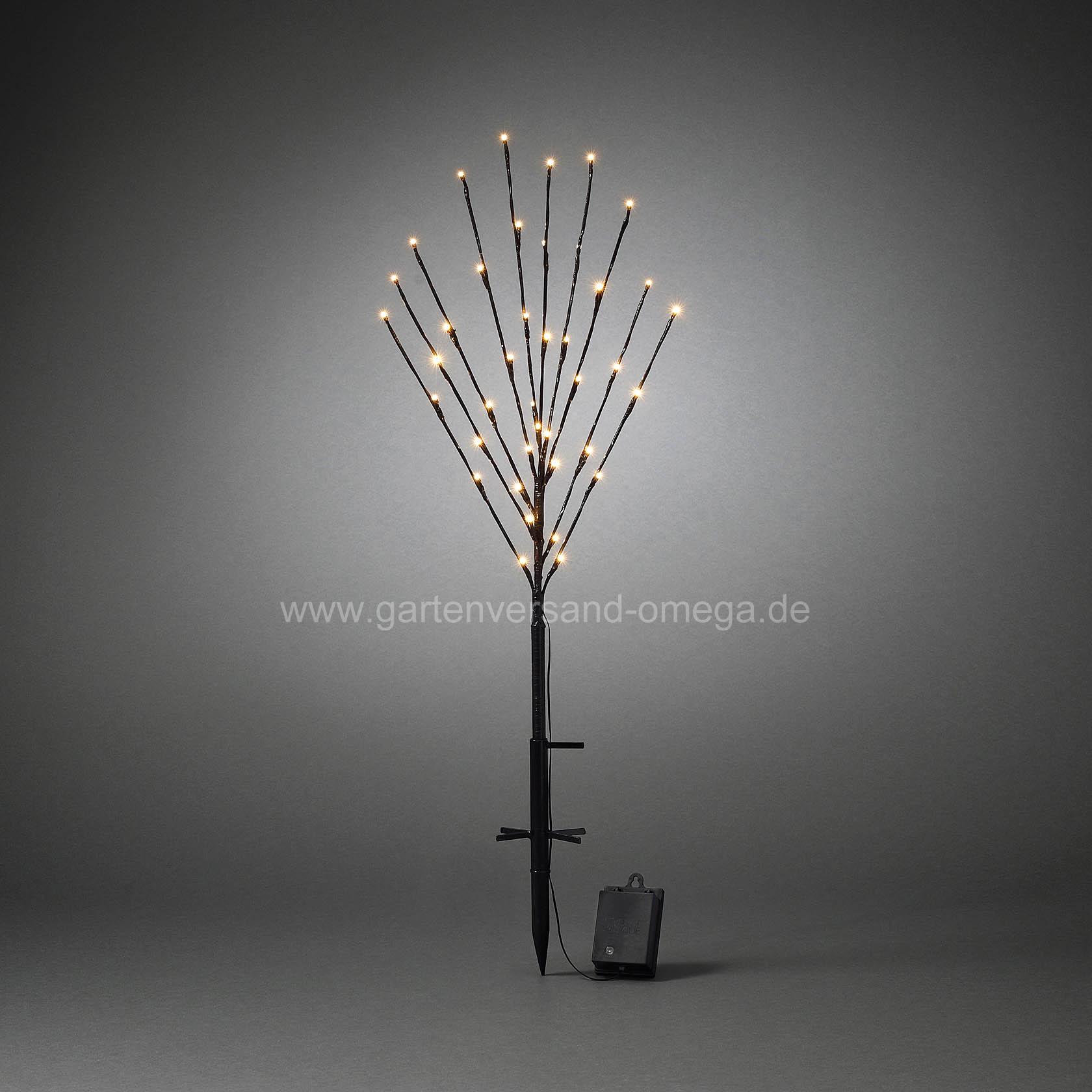 batteriebetriebener led baum batterie led dekoration f r aussen beleuchteter baum leuchtbaum. Black Bedroom Furniture Sets. Home Design Ideas