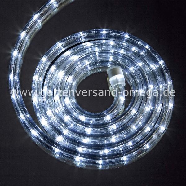 LED-Lichtschlauch Kalt-Weiß