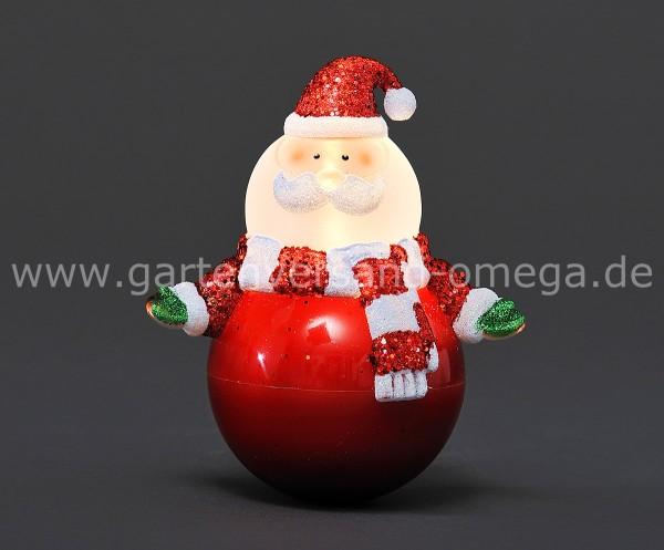 LED Deko-Figur Weihnachtsmann