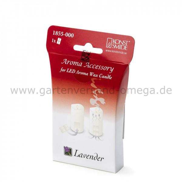 Duftpad Lavendel für LED-Duftkerze