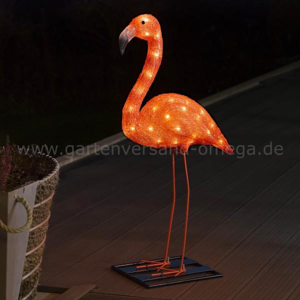 LED Acryl-Flamingo