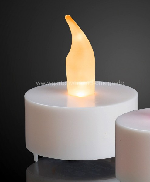 LED-Teelichter 2er Set