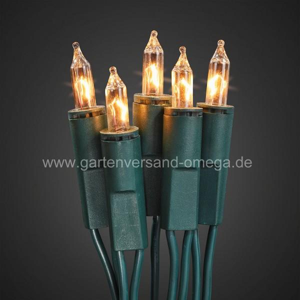 Mini-Lichterkette für Innen Klar