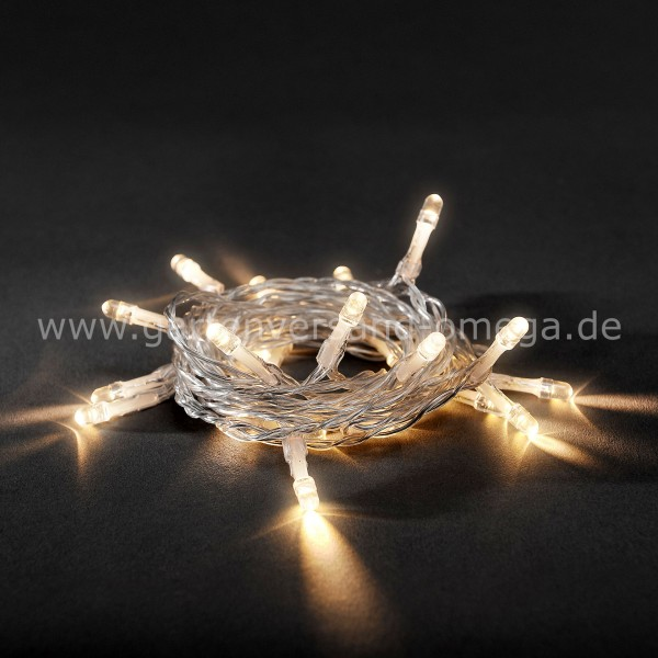 Batteriebetriebene LED-Lichterkette