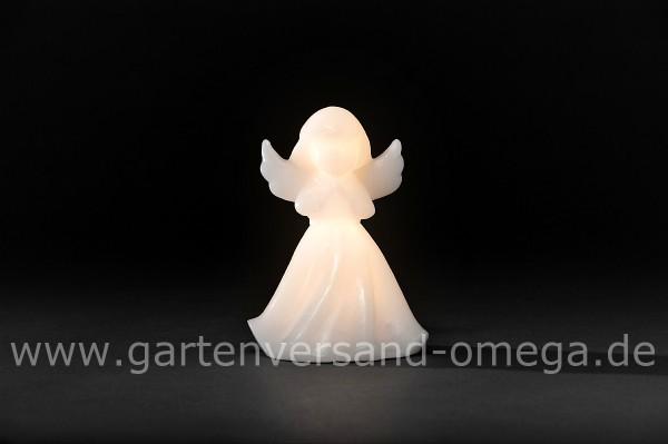 LED-Wachsfigur Engel