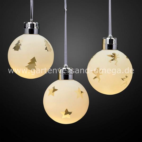 Led Glaskugeln Beleuchtete Weihnachtskugeln Glaskugeln Beleuchtet