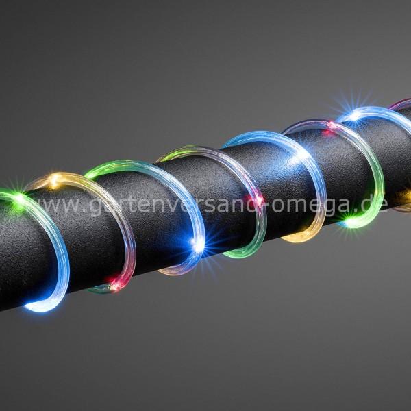 LED Mini-Lichterschlauch Bunt
