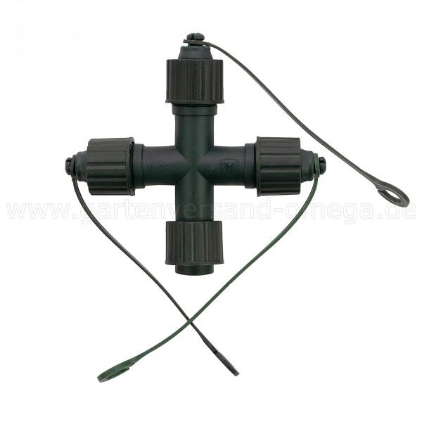 LED-System Profi Kreuz-Verbindungsstück