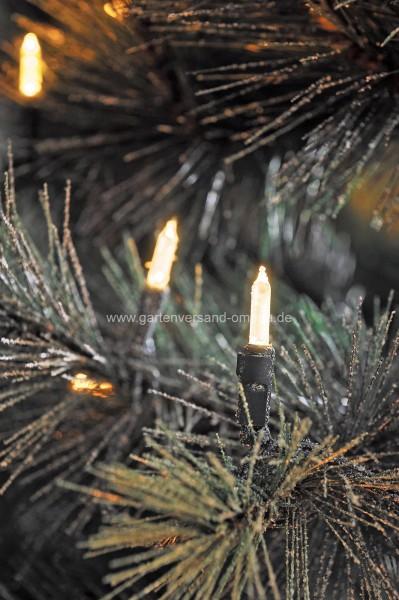 LED-Gartenlichterkette Mini