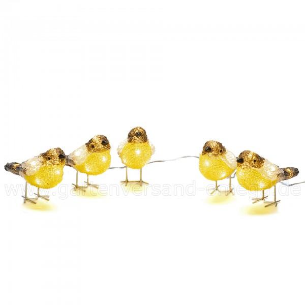 LED Acryl-Vögelchen