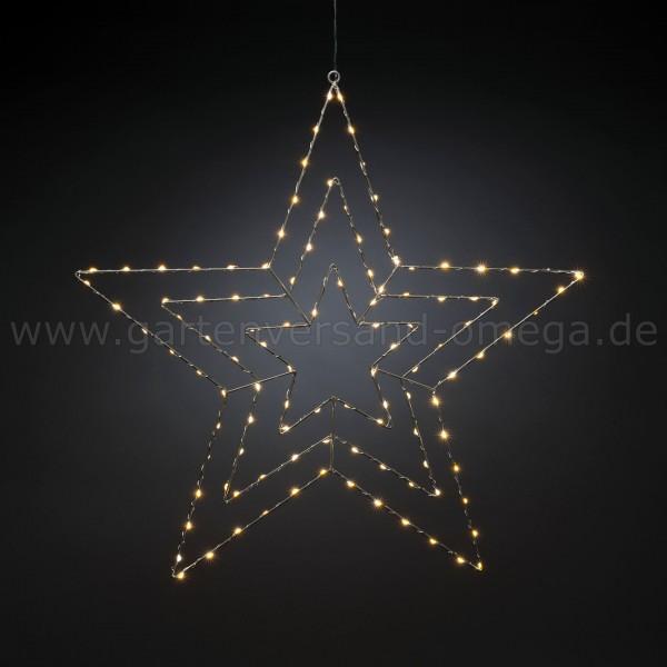 Micro-LED Silberstern