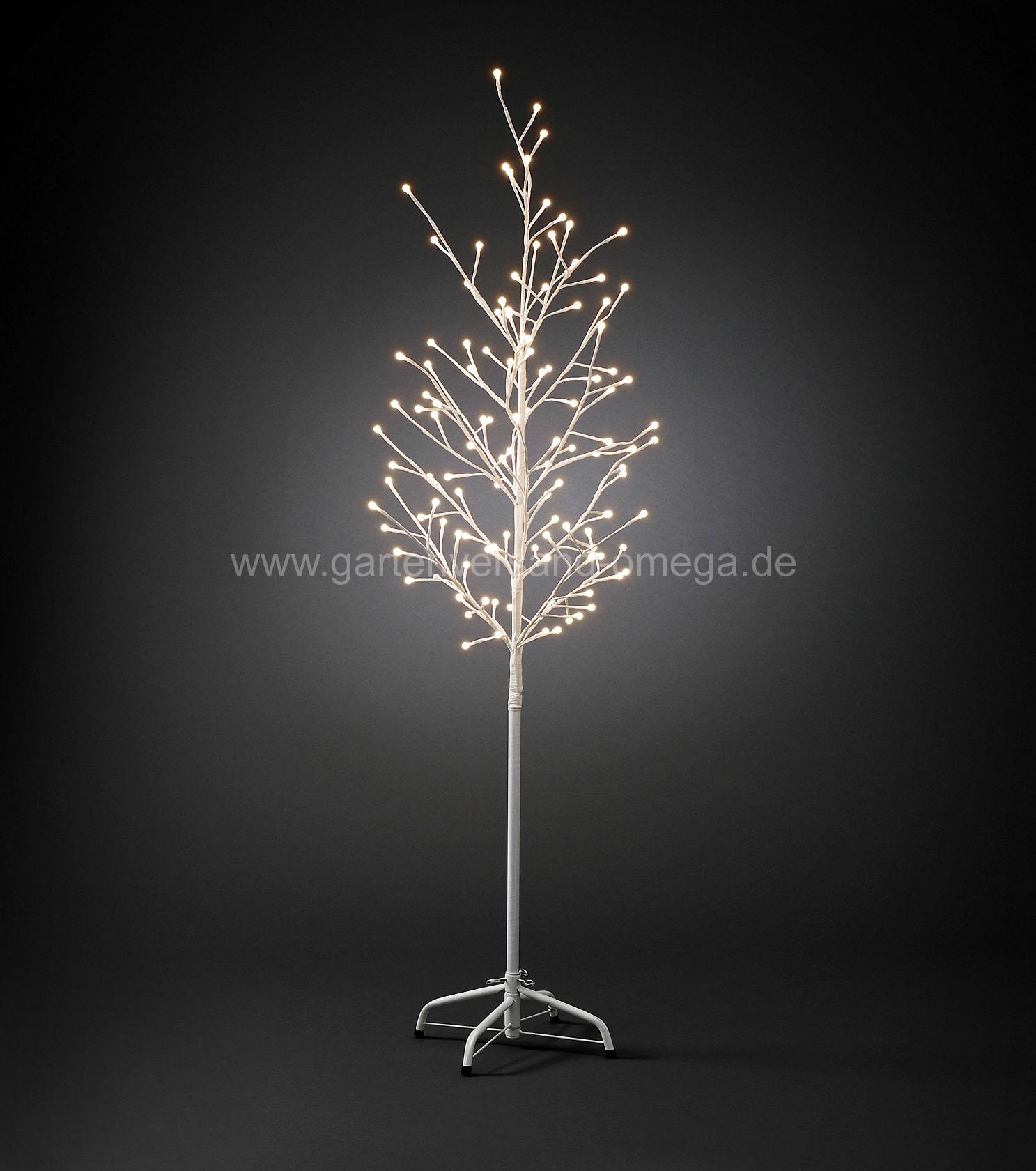 Led lichterbaum wei gro gro e weihnachtsbeleuchtung led baum led lichterzweige - Fensterbeleuchtung innen ...