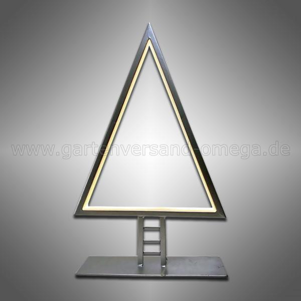 LED Metall-Baum mit Neon-Lichtschlauch