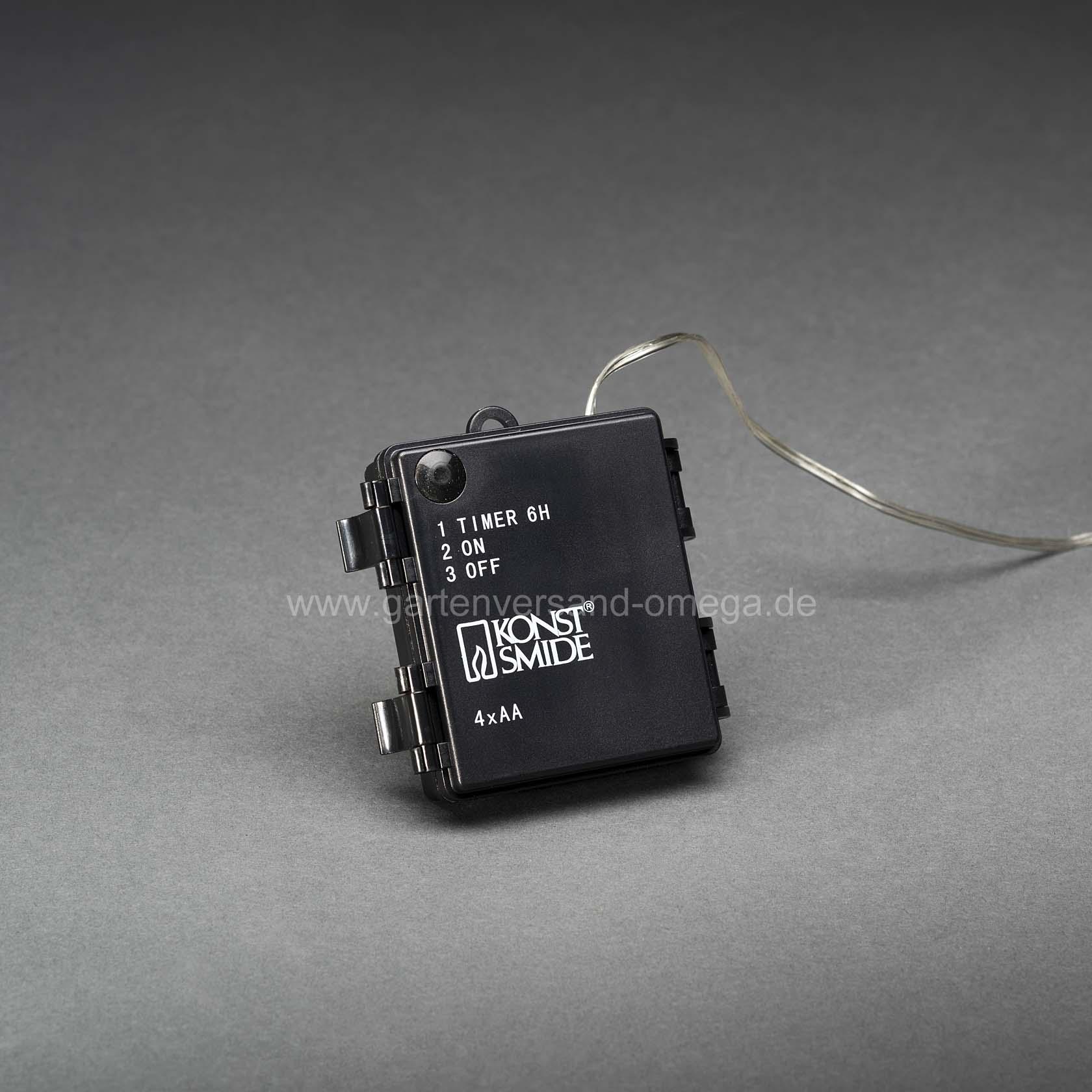 Batteriebetriebene led acryl schneeflocke acrylsilhouette weihnachtsbeleuchtung im garten - Weihnachtsbeleuchtung batterie ...