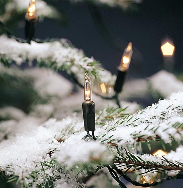 Mini-Lichterkette für Außen