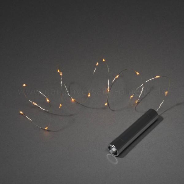 Micro-LED Korken-Lichterkette