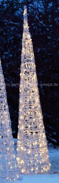 LED Acryl-Pyramide