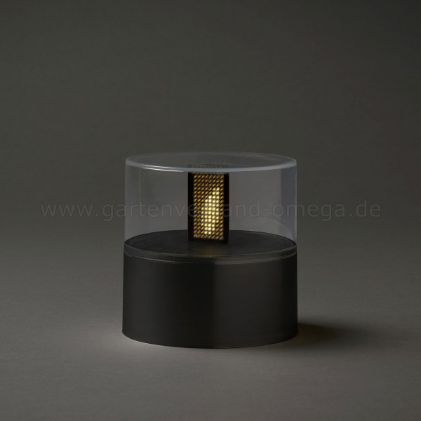 LED-Dekolaterne Flamme