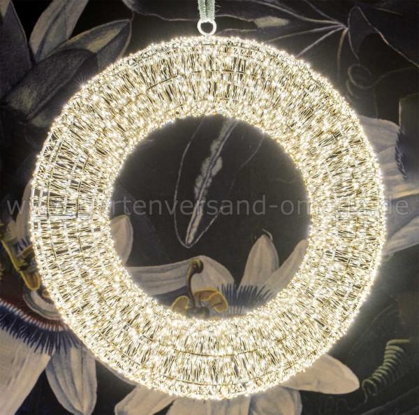 LED-Kranz - beleuchteter Kranz