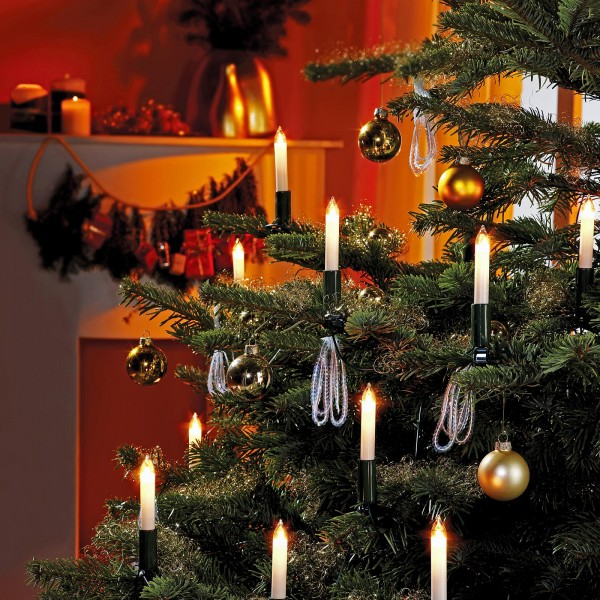 Christbaumbeleuchtung für Innen