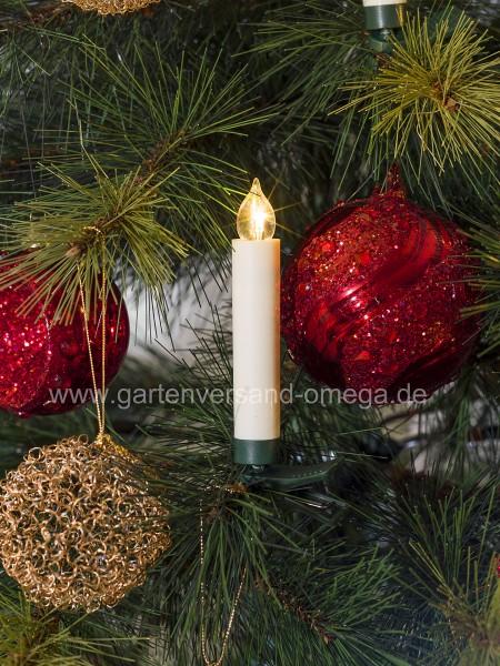 Kabellose Christbaumbeleuchtung