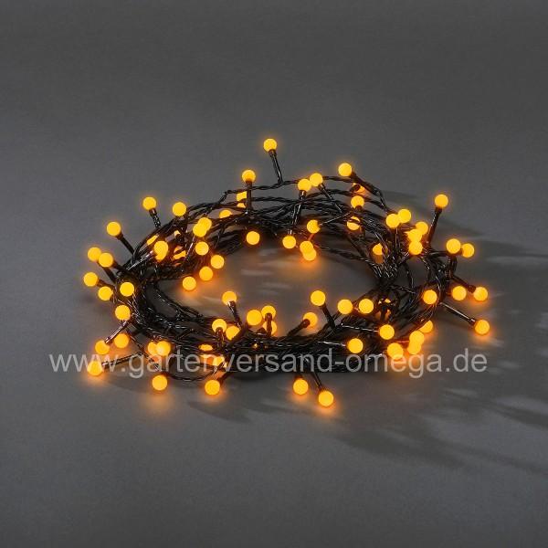 LED Kugeldioden-Lichterkette Gelb