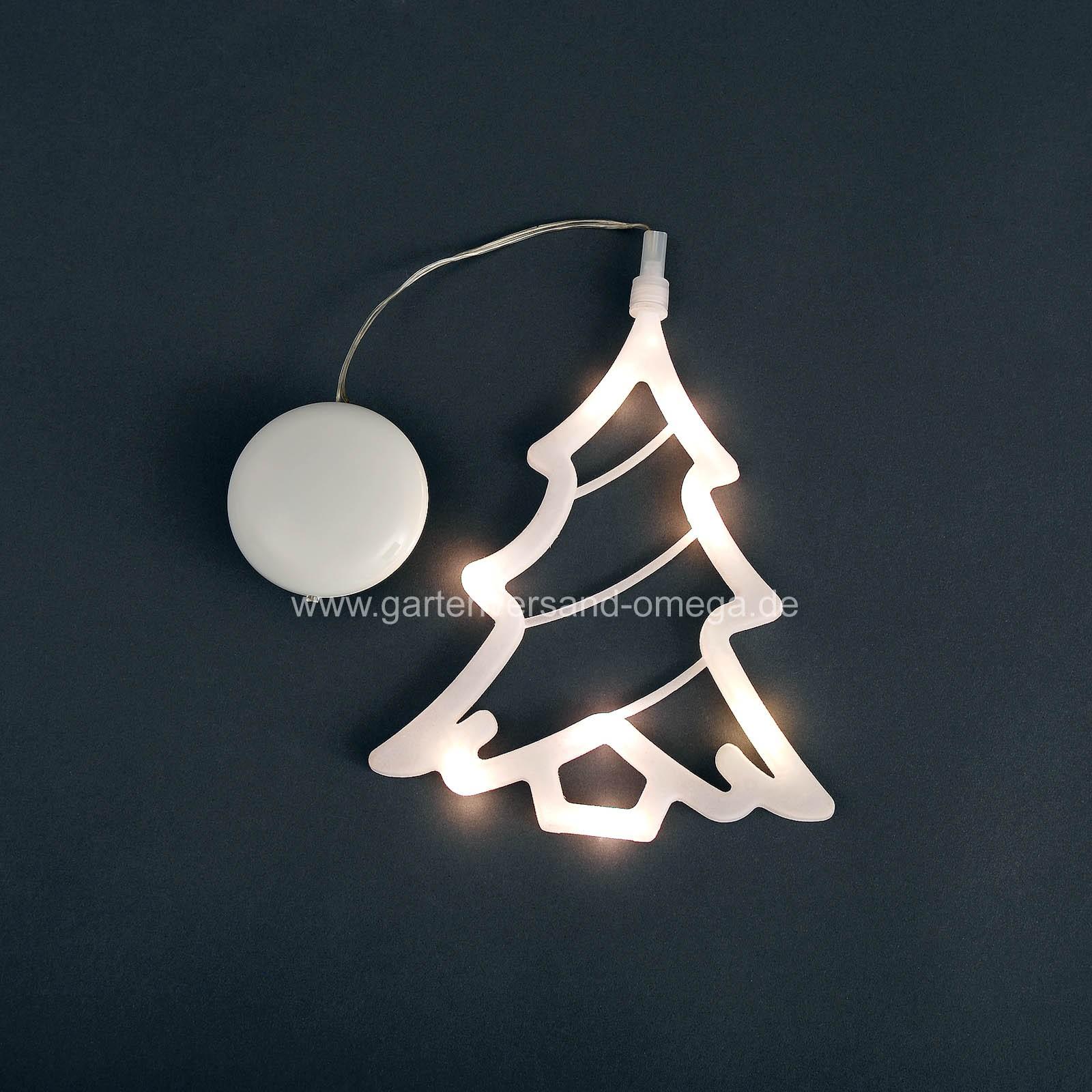 2604432-led-fensterbild-mit-saughaltertannenbaumhd-large Spannende Led Weihnachtsbaumbeleuchtung Ohne Kabel Dekorationen