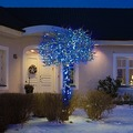 LED-Lichterkette Blau