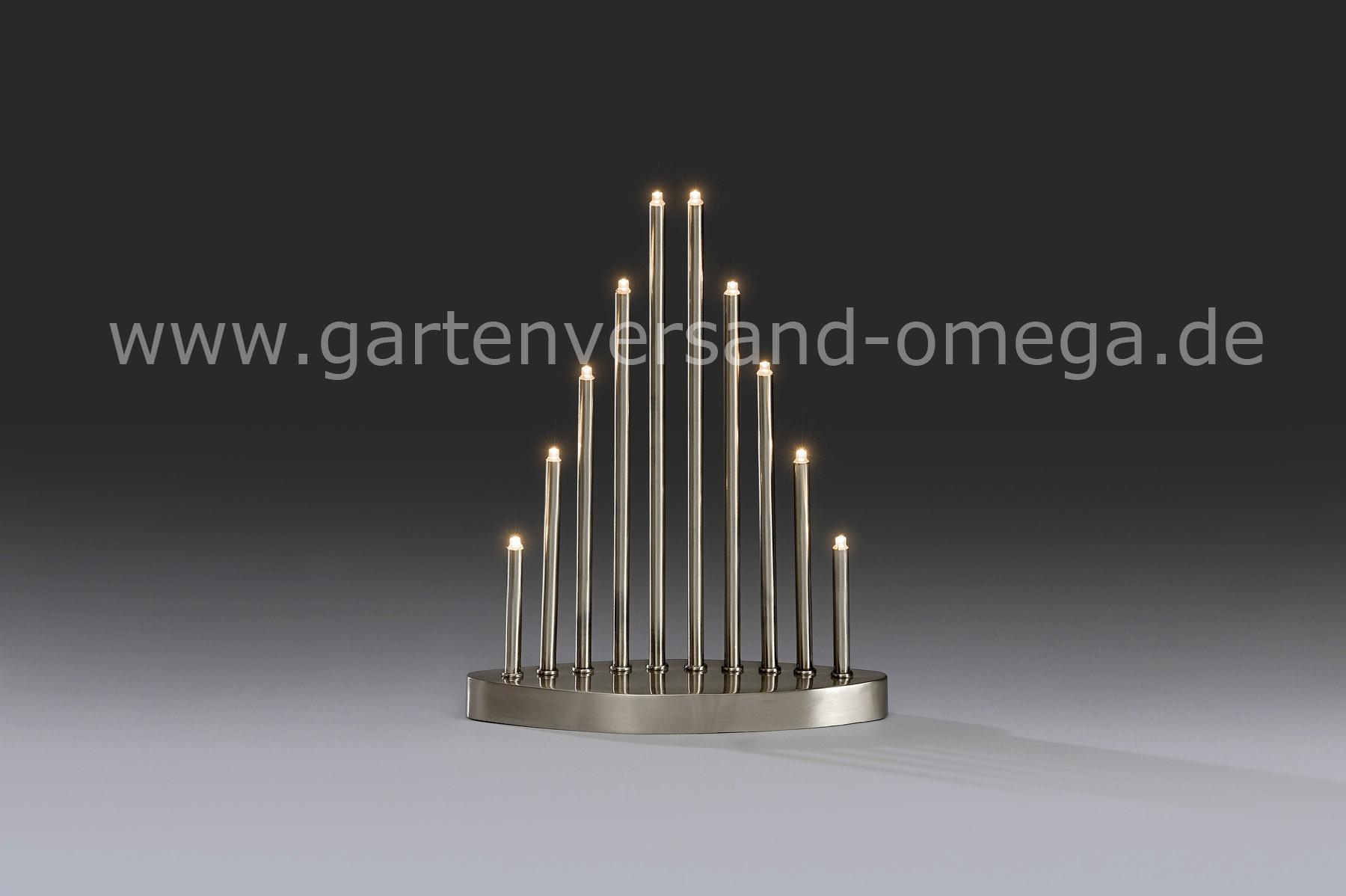 led metallleuchter metallst beleuchter ganzjahresleuchter schrankleuchter schrankdeko. Black Bedroom Furniture Sets. Home Design Ideas