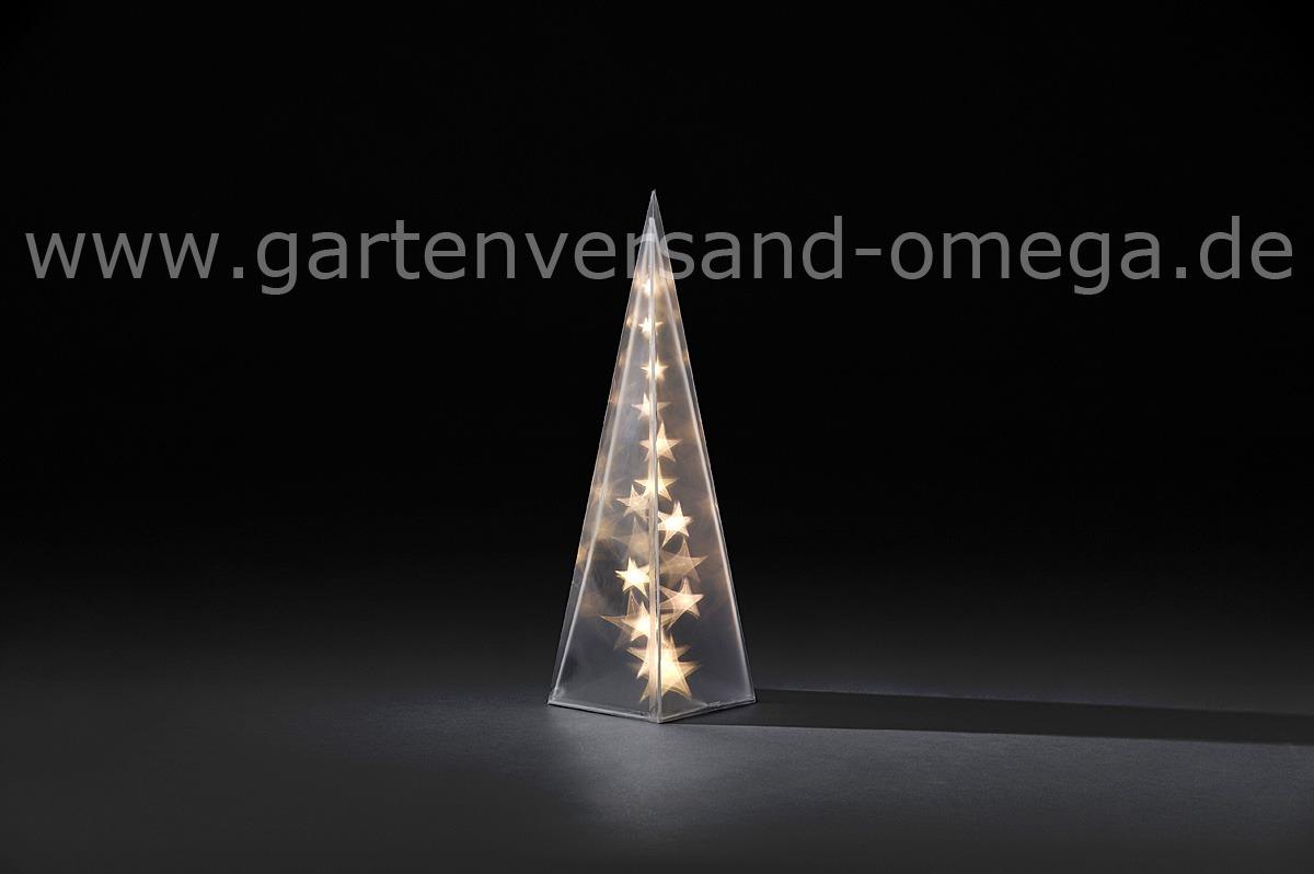 led pyramide weihnachten