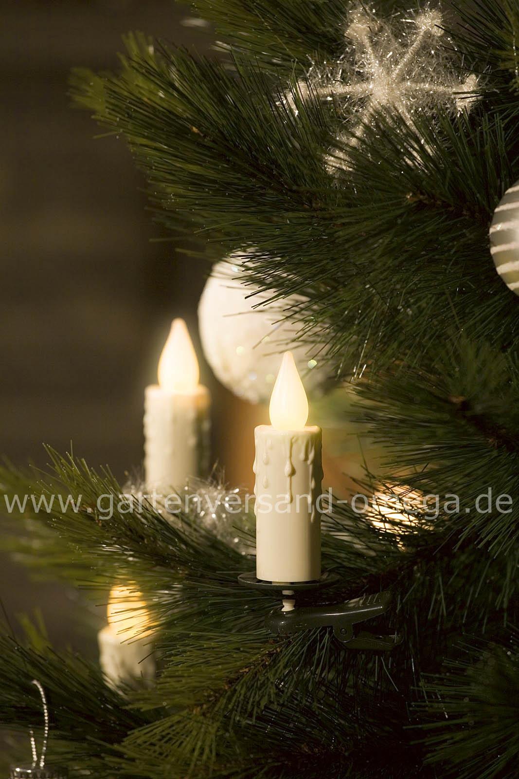 christbaumbeleuchtung led kabellos lichterwelten bequem. Black Bedroom Furniture Sets. Home Design Ideas