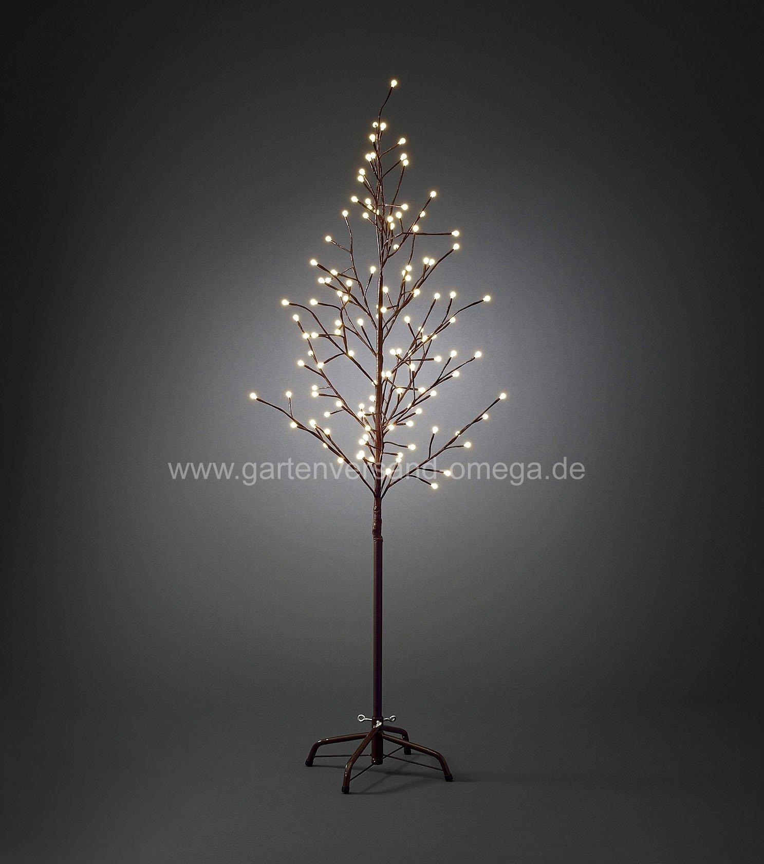 led lichterbaum braun gro vorgartendekoration weihnachten gartendekoration mit led led baum. Black Bedroom Furniture Sets. Home Design Ideas