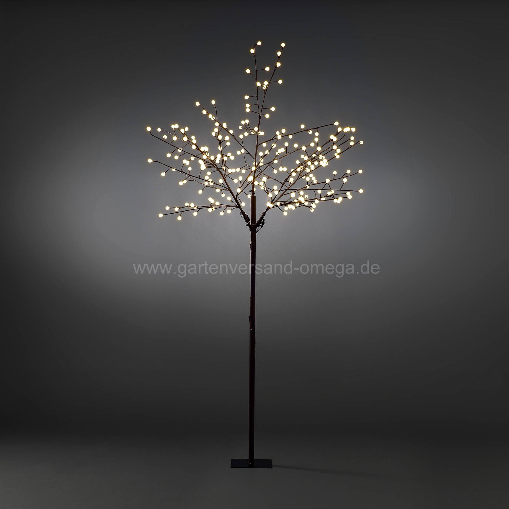 led lichterbaum gro 240 led gro er led baum vorgartendekoration weihnachten led baum aussen. Black Bedroom Furniture Sets. Home Design Ideas