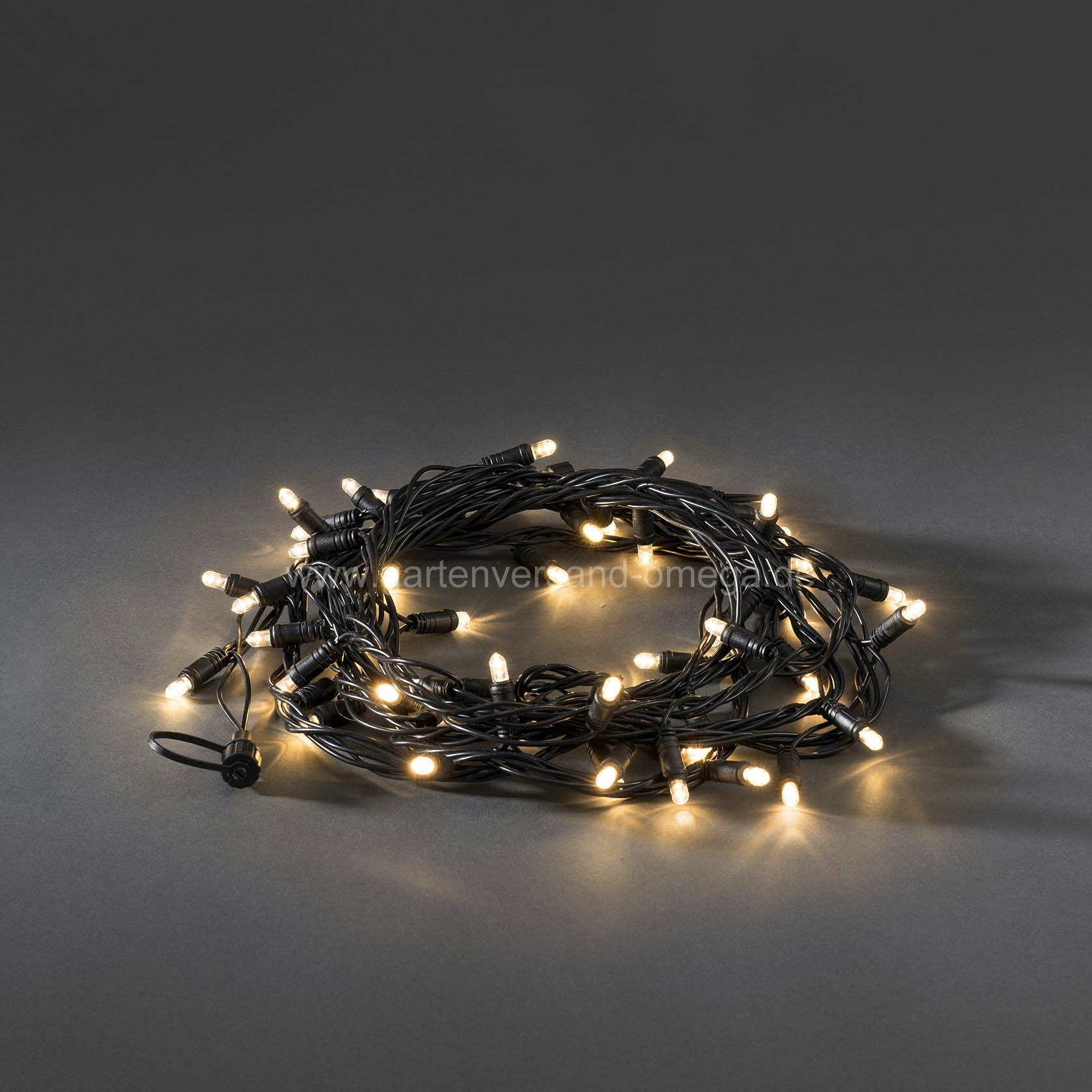 Verl ngerbare lichterkette basis set professionelle for Professionelle weihnachtsbeleuchtung