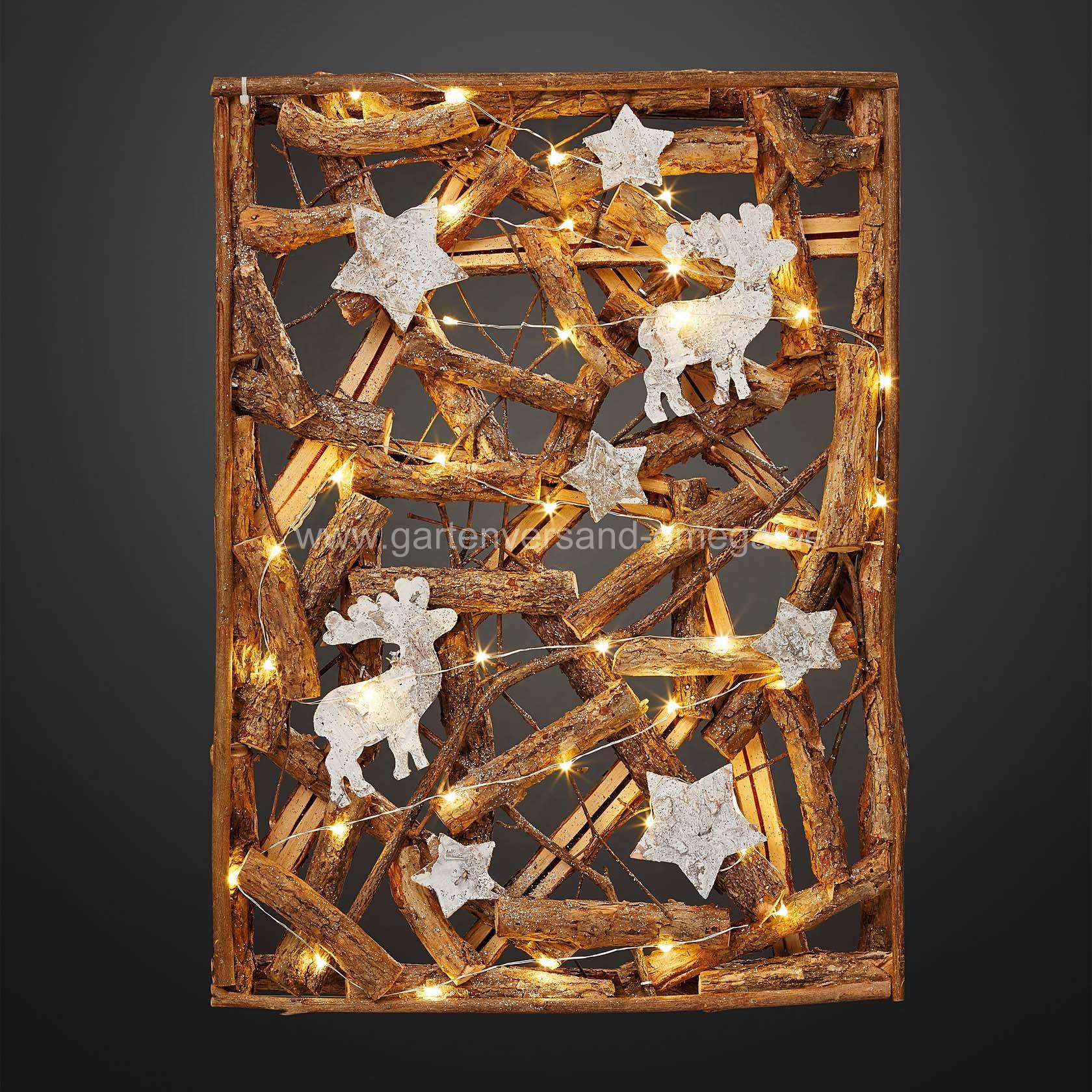 2616047-led-holzcollage-mit-sternen-und-rentieren_hd-large Spannende Led Weihnachtsbaumbeleuchtung Ohne Kabel Dekorationen