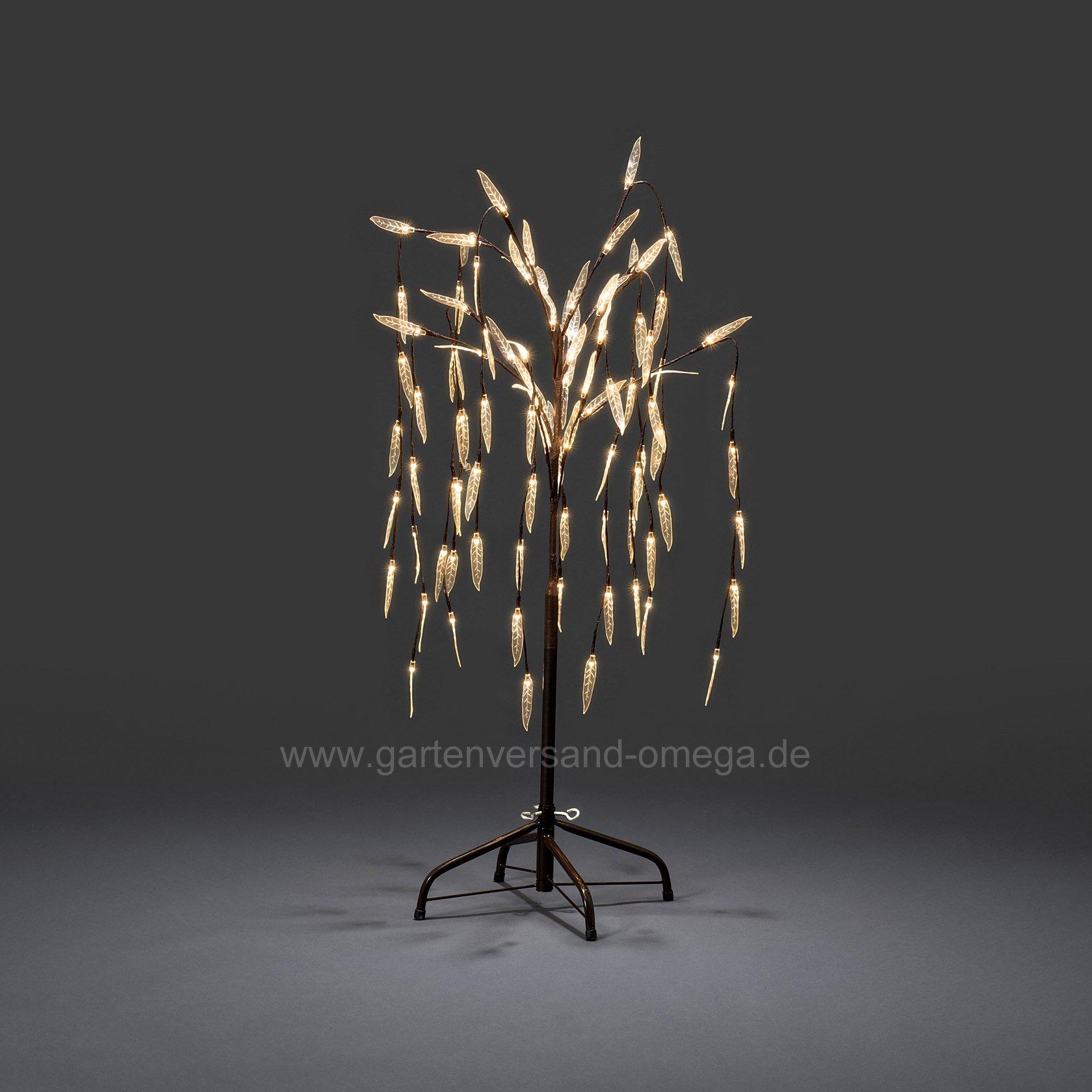 led trauerweide 100cm led baum leuchtbaum beleuchteter baum led lichterbaum baum. Black Bedroom Furniture Sets. Home Design Ideas