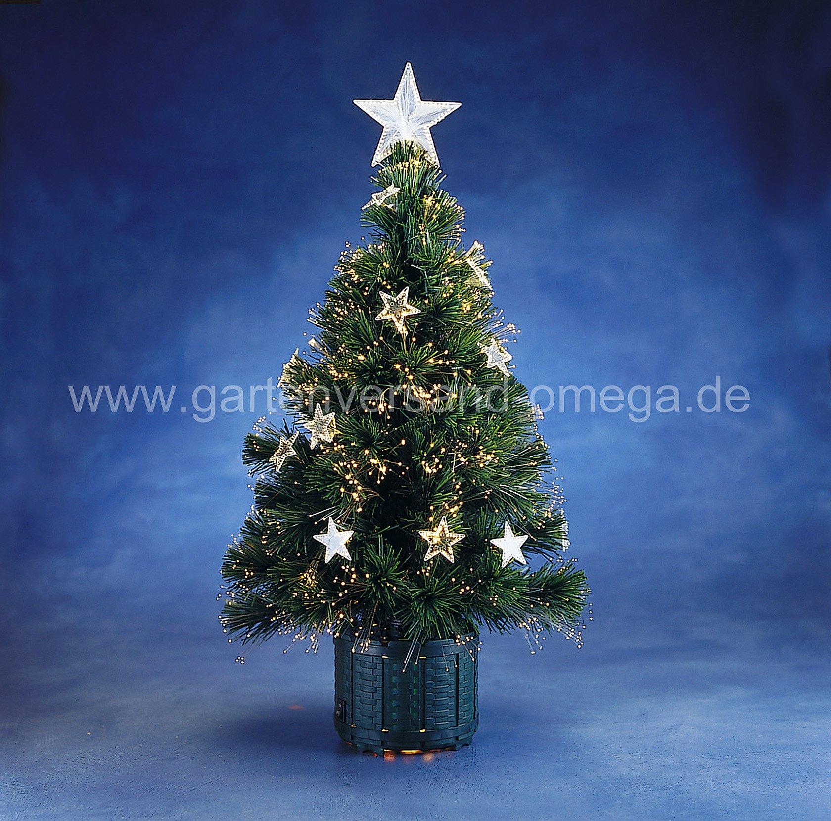 Weihnachtsbaum Künstlich Beleuchtet.Fiberoptik Weihnachtsbaum Mini Weihnachtsbaum Künstlicher